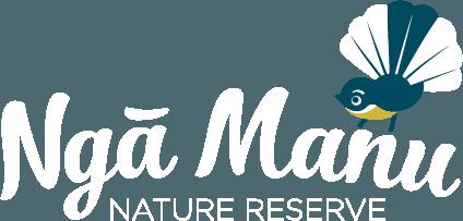 Ngā Manu Nature Reserve Logo
